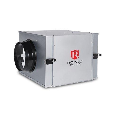 Дополнительный канальный вентилятор Royal Clima RCS-VS 1500