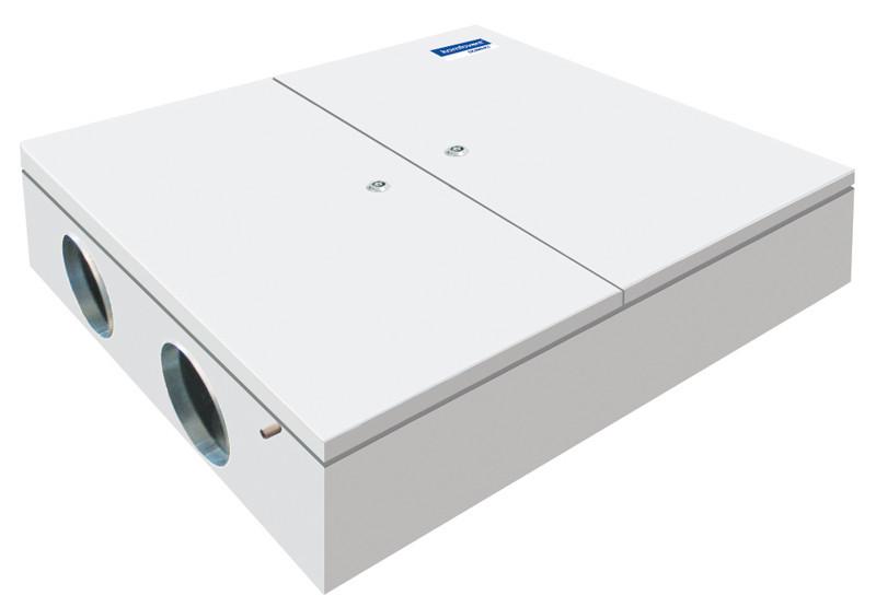 Приточно-вытяжная вентиляционная установка 500 Komfovent Domekt-CF-500-F (F7/M5 ePM1 55/ePM10 50)