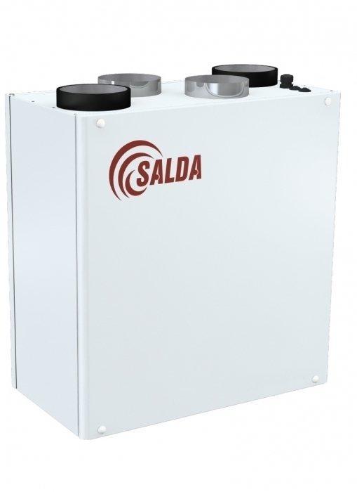 Приточно-вытяжная вентиляционная установка 500 Salda RIRS 400 VEL EKO 3.0