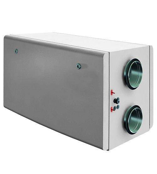 Приточно-вытяжная вентиляционная установка 500 Shuft UniMAX-R 450SE EC
