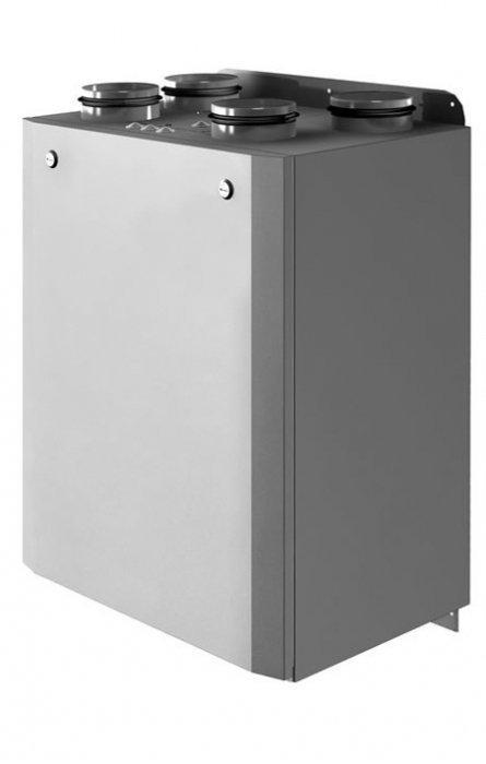 Приточно-вытяжная вентиляционная установка 500 Shuft UniMAX-P 450VER EC