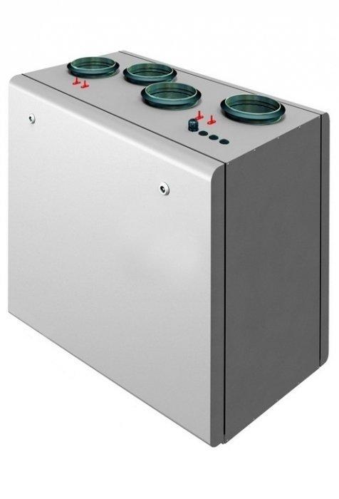 Приточно-вытяжная вентиляционная установка 500 Shuft UniMAX-R 450VWR EC