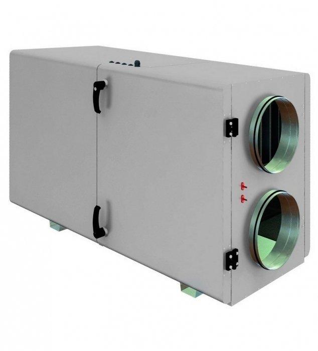 Приточно-вытяжная вентиляционная установка 500 Shuft UniMAX-P 850SE EC