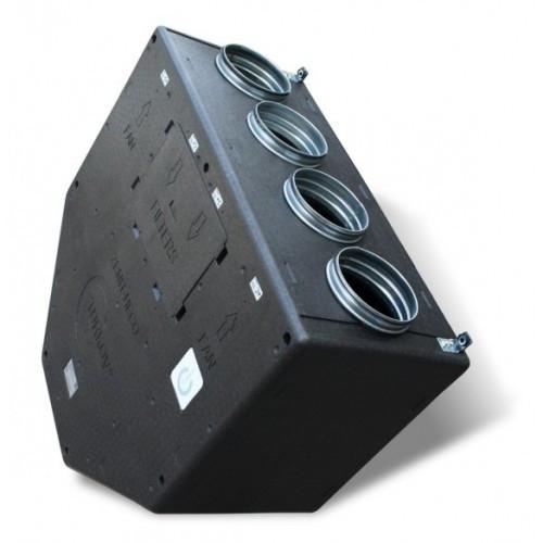 Приточно-вытяжная вентиляционная установка  Turkov ZENIT HECO-550W