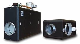 Ассимиляционная приточно-вытяжная установка для бассейна Turkov Capsule pool 600 W