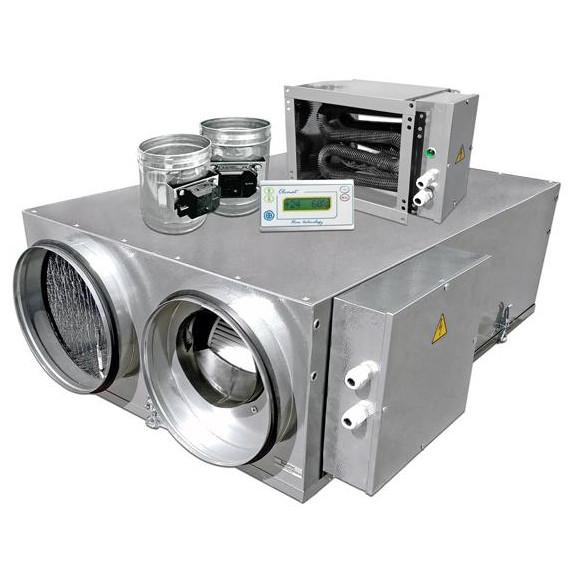 Приточно-вытяжная вентиляционная установка 500 Globalvent CLIMATE-R 300
