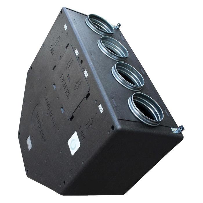 Приточно-вытяжная вентиляционная установка 500 Turkov ZENIT HECO-450