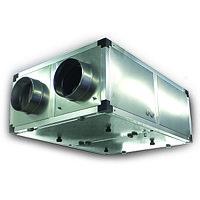 Приточно-вытяжная вентиляционная установка 500 Эльф ЭКО 350 с водяным догревом