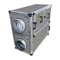 Приточно-вытяжная вентиляционная установка 500 MIRAVENT ПВВУ BRAVO EC 600 E (с электрическим калорифером)