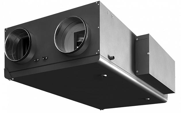 Приточно-вытяжная вентиляционная установка 500 Energolux Brissago-EC CPW 450