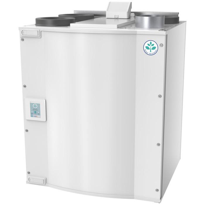 Приточно-вытяжная вентиляционная установка 500 Systemair SAVE VTC 200 R