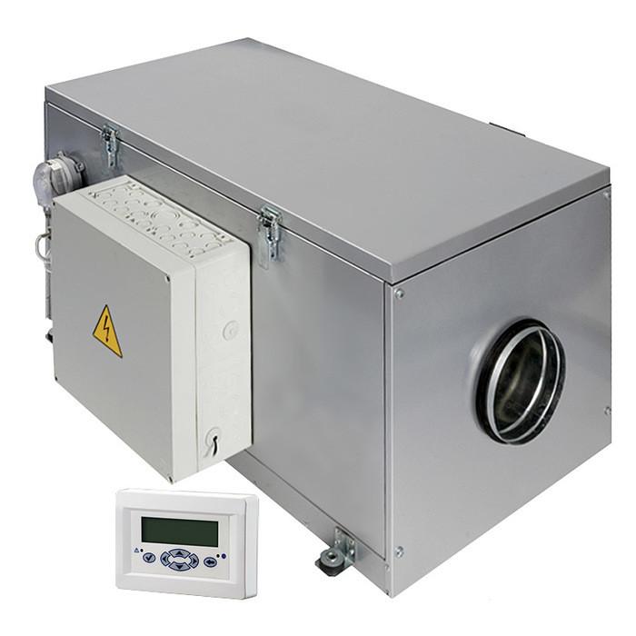 Приточная вентиляционная установка Blauberg BLAUBOX E400-6 Pro
