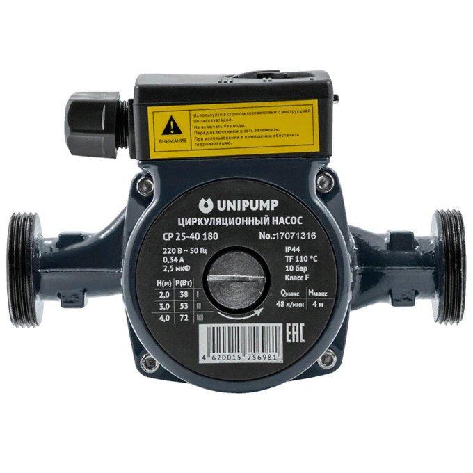 Насос для отопления Unipump CP 32-80 180