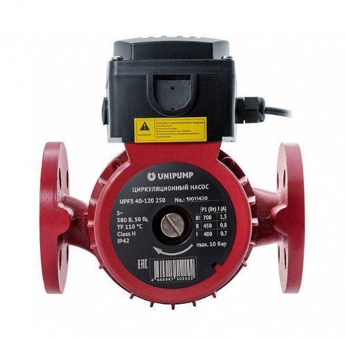 Насос для отопления Unipump UPF3 50-160 280