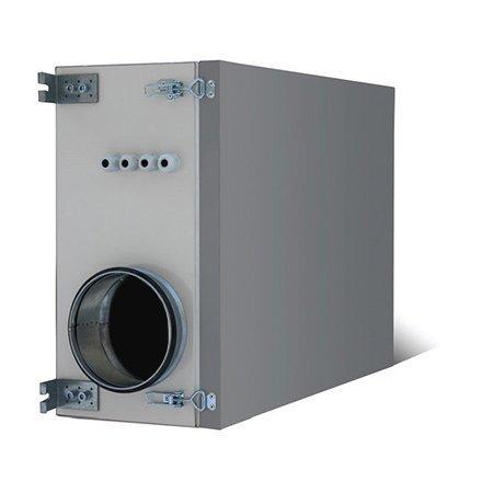 Приточная вентиляционная установка Turkov Capsule-300 MINI