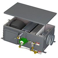 Компактная приточная установка с водяным калорифером Тепломаш КЭВ-ПВУ65W
