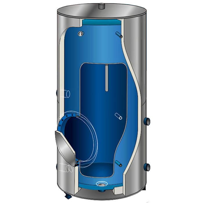 Электрический накопительный водонагреватель Atlantic Corhydro 750L