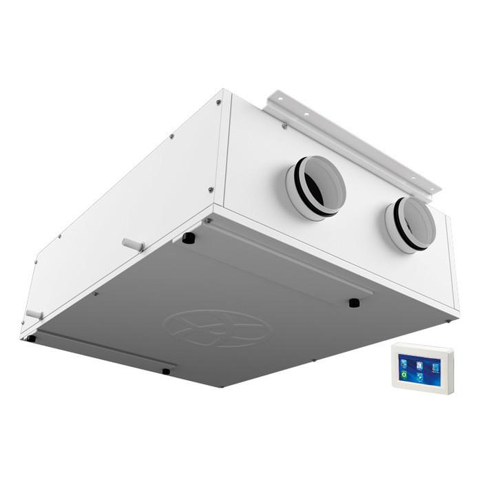 Приточно-вытяжная вентиляционная установка 500 Blauberg KOMFORT EC DB250 S11