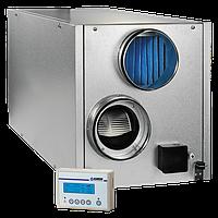 Приточно-вытяжная установка вентиляции с рекуперацией Blauberg KOMFORT LE600-4 S16