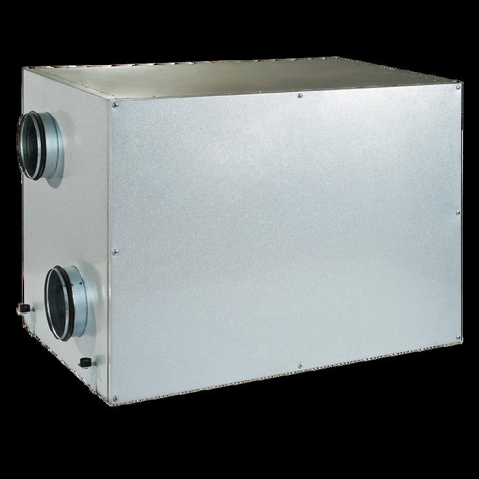 Приточно-вытяжная установка с роторным рекуператором Blauberg KOMFORT Roto EC LE400-2 S17