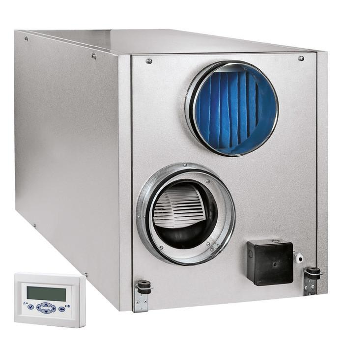Приточно-вытяжная вентиляционная установка 500 Blauberg KOMFORT LE530-4 S16