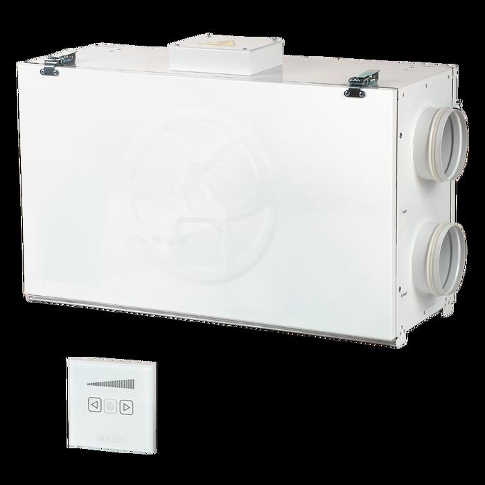 Приточно-вытяжная установка с рекуператором для дома Blauberg KOMFORT Ultra L250-H S12