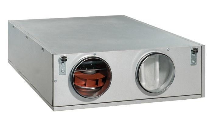 Приточно-вытяжная вентиляционная установка 500 Blauberg KOMFORT EC DE400-1,5 S11 П