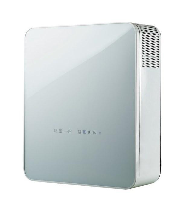 Приточно-вытяжная вентиляционная установка 500 Blauberg FRESHBOX E1-100 ERV WiFi