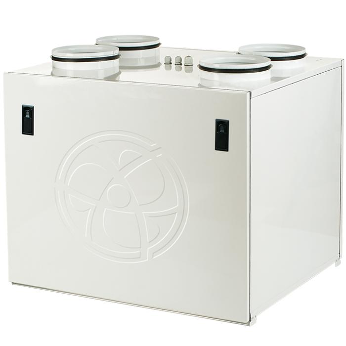 Приточно-вытяжная вентиляционная установка с рекуператором Blauberg KOMFORT EC SB350 S11