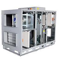 Приточно-вытяжная вентиляционная установка 500 DVS RIRS 400 VE EKO 3.0