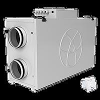 Приточно-вытяжная вентиляционная установка 500 Blauberg KOMFORT Ultra EC L2 300-Е S14 white