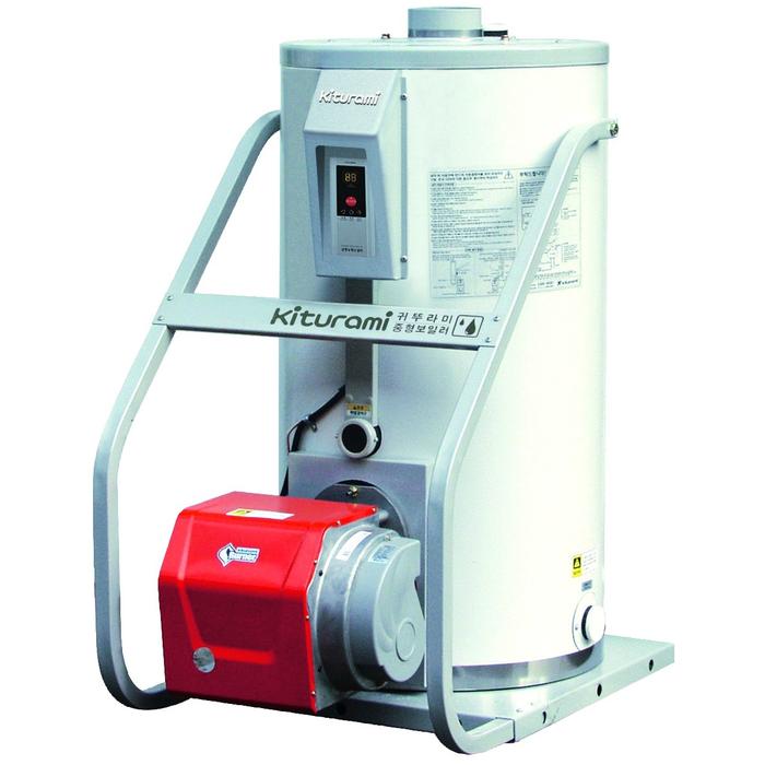 Напольный газовый котел 60 кВт Kiturami KSG-50R