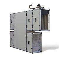 Приточно-вытяжная установка с рекуперацией тепла и влаги Turkov CrioVent 6000 SW