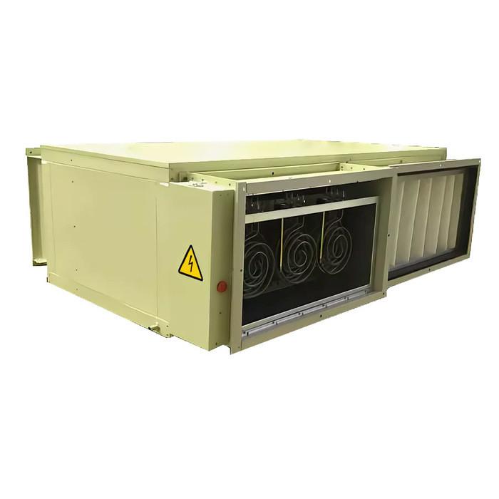 Приточно-вытяжная вентиляционная установка MIRAVENT ПВВУ ONLY EC – 6000 W (с водяным калорифером)