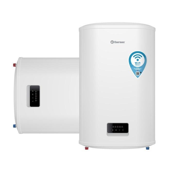 Электрический накопительный водонагреватель Thermex Optima 80 Wi-Fi