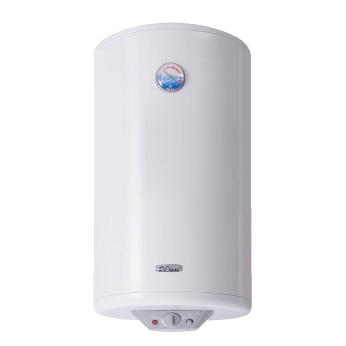 Электрический накопительный водонагреватель De Luxe 3W80VH1