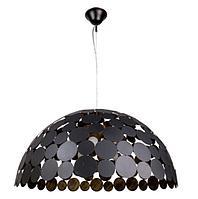 Винтажный лофт подвесной светильникT313/6005XE2760WGOLD+BLACK(ASYAAVIZE)1sh