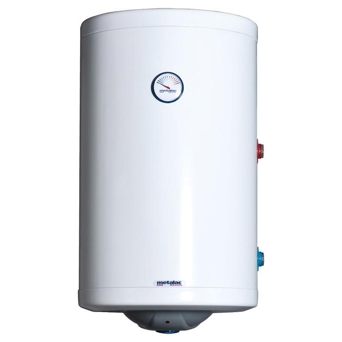 Электрический накопительный водонагреватель Metalac HEATLEADER MB INOX 80 PKL R (левое подключение)