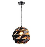 Винтажный лофт подвесной светильник SY2082-300 BLACK E27 (TEKAVIZE)1sh