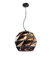 Винтажный лофт подвесной светильник SY2082-400 BLACK E27 (TEKAVIZE)1sh