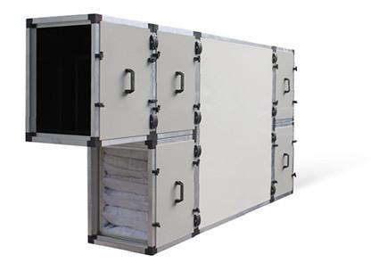 Приточно-вытяжная вентиляционная установка Turkov CrioVent 9000 SE Средненапорный