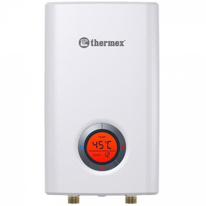 Электрический проточный водонагреватель 8 кВт Thermex Topflow 8000
