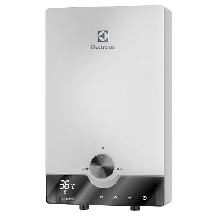 Электрический проточный водонагреватель 8 кВт Electrolux NPX 8 FLOW ACTIVE 2.0