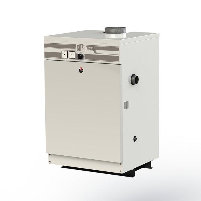 Напольный газовый котел 80 кВт ACV Alfa Comfort E 85 v15