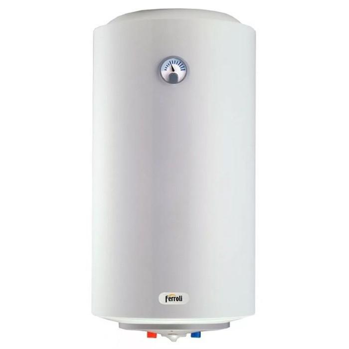 Электрический накопительный водонагреватель Ferroli E-Glass 80V