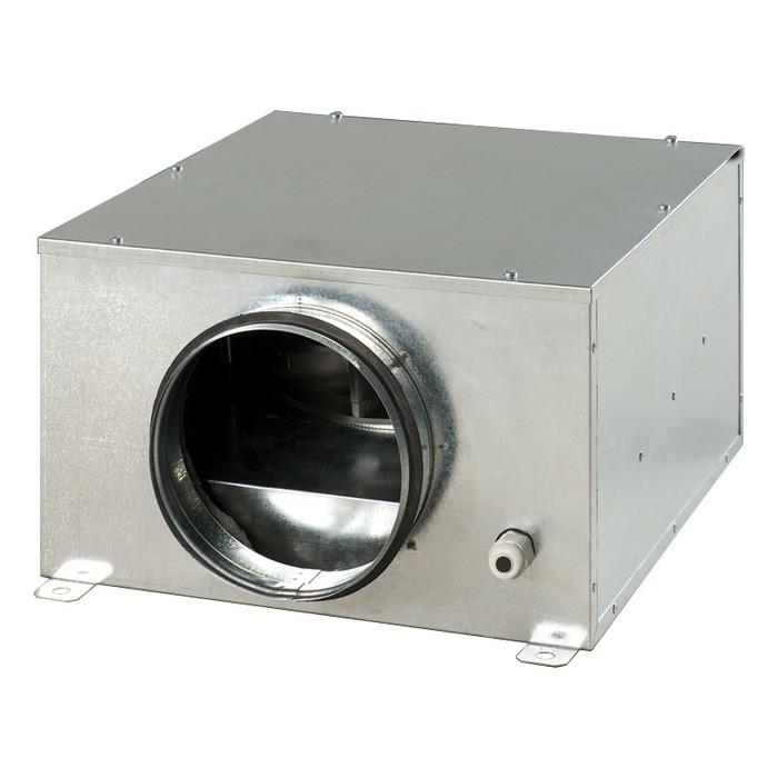 Канальный вентилятор Blauberg ISO-B EC 160