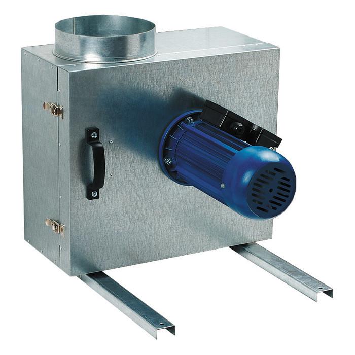 Канальный вентилятор Blauberg Iso-K 200 4E