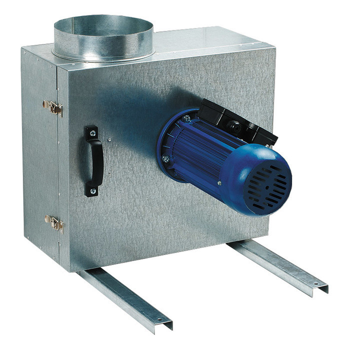 Канальный вентилятор Blauberg Iso-K 200 4D