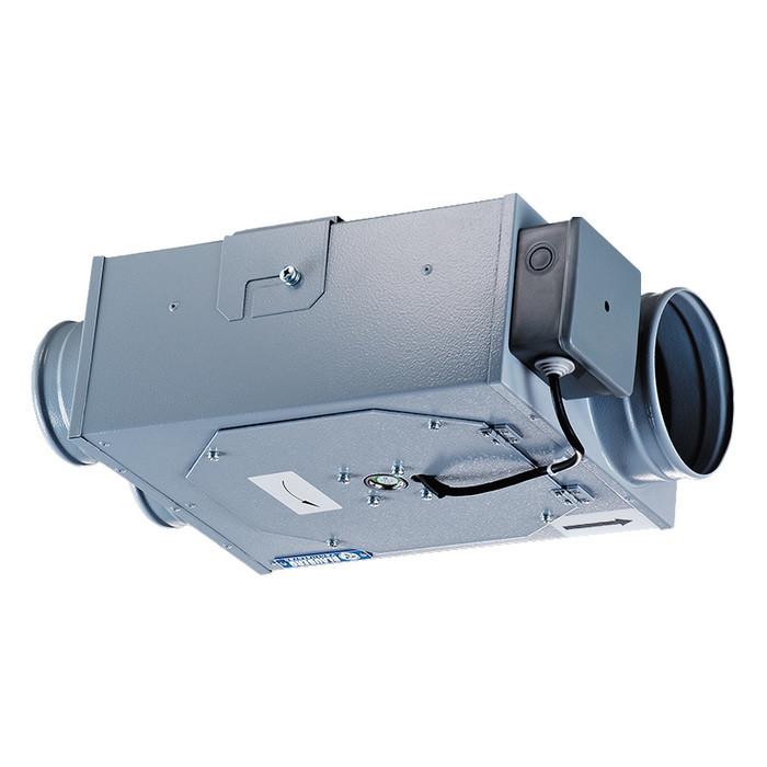 Канальный вентилятор Blauberg Box-R 100/100x4