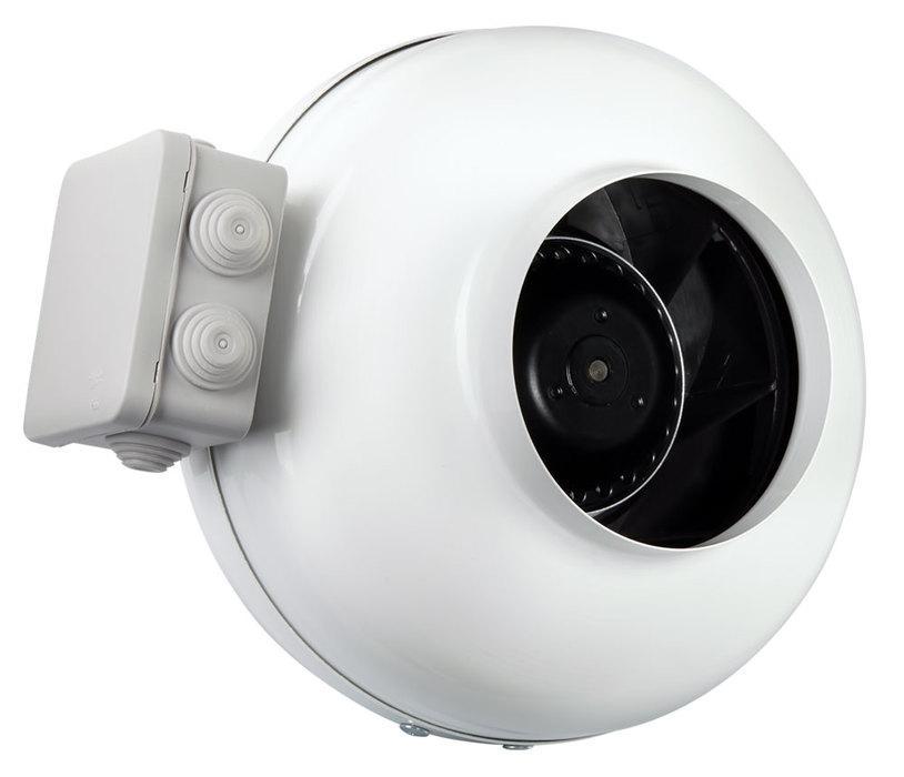 Канальный вентилятор Shuft TUBE 250XL